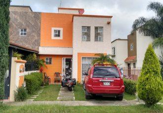 Fachada Casa Hacienda de la Laguna 71